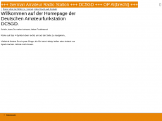 Screenshot der Domain adc-info.de