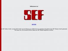Screenshot der Domain adcgmbh.de