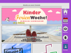 Screenshot der Domain adclkgm.de