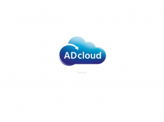 Screenshot der Domain adcloud.de