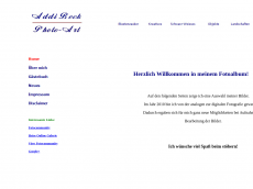 Screenshot der Domain addibeck.de