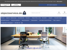 Screenshot der Domain addinterior.de