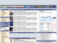 Screenshot der Domain advanced-traders.de