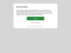Screenshot der Domain afd-dresden.de
