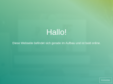 Screenshot der Domain alexsarah.de