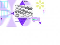 Screenshot der Domain alexstein.de