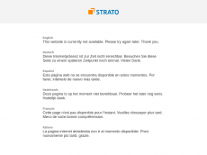 Screenshot der Domain alexwehrum.de
