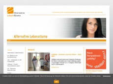 Screenshot der Domain alf-siegen.de