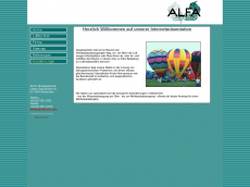 Screenshot der Domain alfa-info.com
