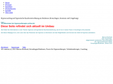Screenshot der Domain algarad.de