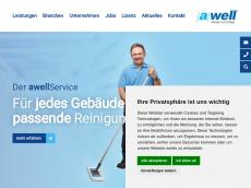 Screenshot der Domain algeb-awell.de
