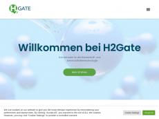 Screenshot der Domain algennetzwerk.de