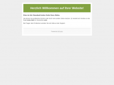 Screenshot der Domain algicid.de