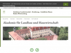 Screenshot der Domain alh-kupferzell.de