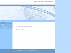 Screenshot der Domain alhome.de