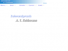 Screenshot der Domain ali-kuhlmann.de