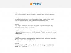 Screenshot der Domain alias-sekretariat.de