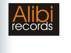 Screenshot der Domain alibi-records.com
