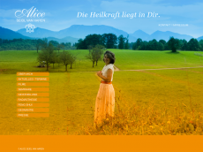 Screenshot der Domain alice-energie.de