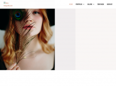 Screenshot der Domain alice-fotografie.com