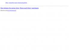 Screenshot der Domain alicebauer.de