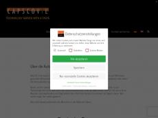 Screenshot von alicenyork.de