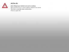 Screenshot von aliche.de