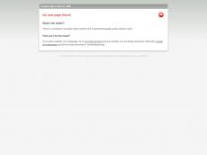 Screenshot der Domain alishahi.de