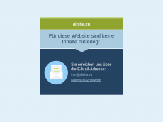 Screenshot der Domain alishastrauss.de