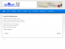 Screenshot der Domain alkoholometer.de
