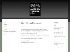 Screenshot von alkoholvertrieb-sued.de