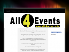 Screenshot von all-4-events.de