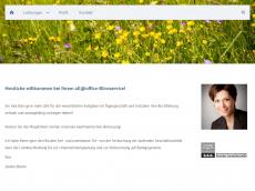 Screenshot der Domain all-at-office.de