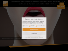 Screenshot der Domain all-dente.com