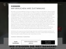 Screenshot der Domain all-for-one.de