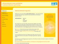 Screenshot der Domain alleinerziehende-programm.de