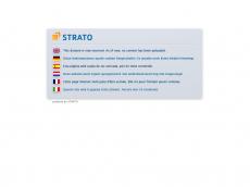 Screenshot der Domain alleinherrscher.de