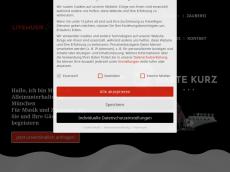 Screenshot der Domain alleinunterhalter-muenchen.de