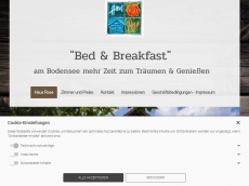 Screenshot der Domain allensbach-am-bodensee.de
