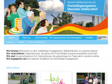 Screenshot der Domain aller-ehren-wert.de