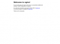 Screenshot der Domain allergie-vertrieb.de