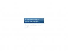 Screenshot der Domain allerheiligen-nuernberg.de