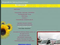 Screenshot von allerleibingo.de