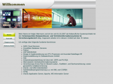 Screenshot der Domain allermann-online.de