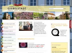 Screenshot der Domain allersheim.de