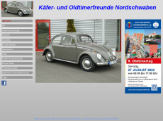 Screenshot der Domain allerweltsautos.de