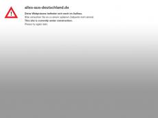 Screenshot von alles-aus-deutschland.de