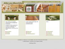 Screenshot der Domain alles-aus-massivholz.de