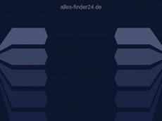 Screenshot der Domain alles-finder24.de