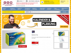 Screenshot der Domain alles-fuer-bueros.de